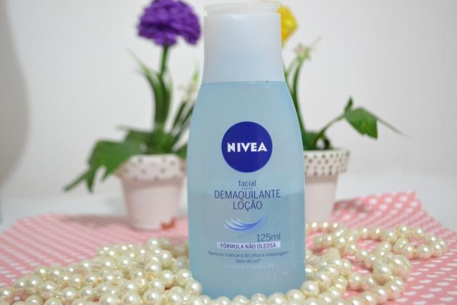 Demaquilante Nivea